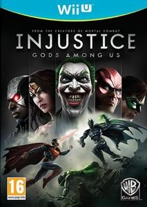 Injustice: Gods Among Us (Nintendo Wii U)