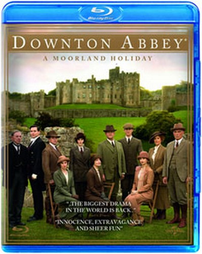 Downton Abbey: A Moorland Holiday (Christmas Special 2014) (Blu-ray)