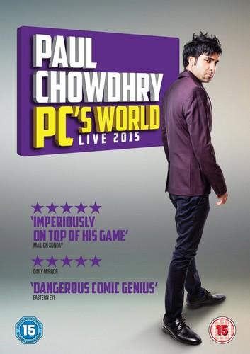 Paul Chowdhry - Pc'S World (DVD)