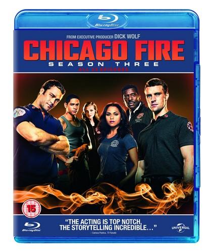 Chicago Fire - Season 3 [Blu-ray]