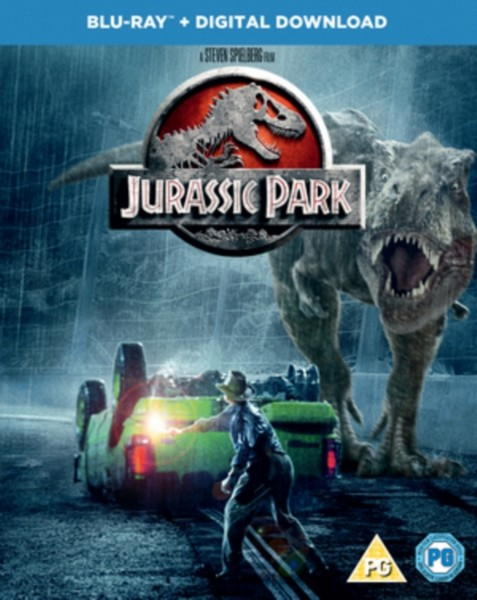 Jurassic Park (BD)  [2018] [Region Free] (Blu-ray)