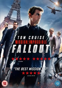 Mission: Impossible - Fallout (DVD) (2018)