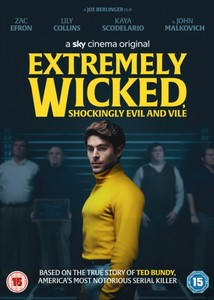 Extremely Wicked  Shockingly Evil & Vile (DVD)