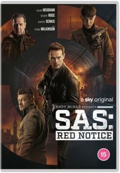 SAS: Red Notice [Dvd] [2021]