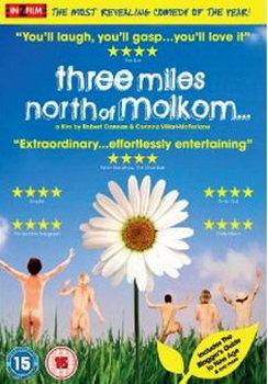 Three Miles North Of Molkom... (DVD)