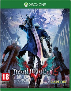 Devil May Cry 5 (Xbox One) with Lenticular Sleeve