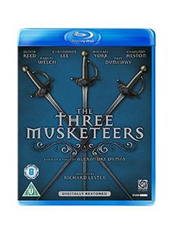 Three Musketeers (Blu-Ray)