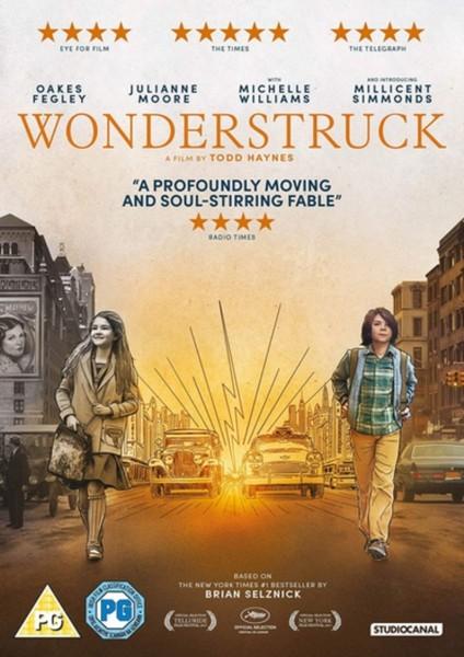 Wonderstruck [DVD] [2018]