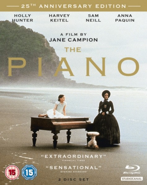 The Piano 25th Anniversary Edition  [2018] (Blu-ray)