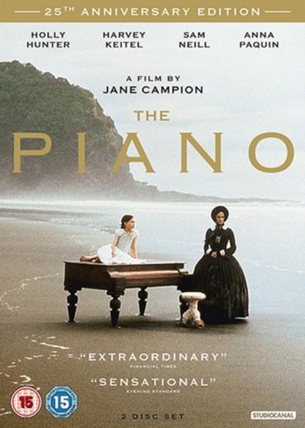 The Piano 25th Anniversary Edition [DVD] [2018]