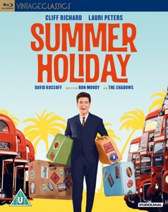 Cliff Richard: Summer Holiday (Blu-Ray)