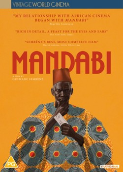 Mandabi [DVD] [2021]