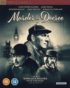 Murder By Decree [Blu-ray]