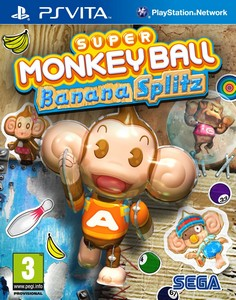 Super Monkey Ball Banana Splitz (PlayStation Vita)