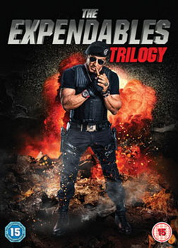 Expendables 1-3 Box Set (DVD)