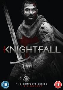 Knightfall Series 1 and 2 (DVD)