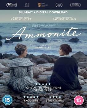 Ammonite [Blu-ray] [2021]