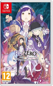 Re:ZERO - The Prophecy of the Throne (Switch)