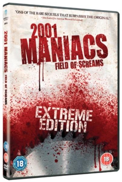 2001 Maniacs: Field Of Screams (2009) (DVD)