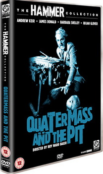 Quatermass And The Pit (DVD)