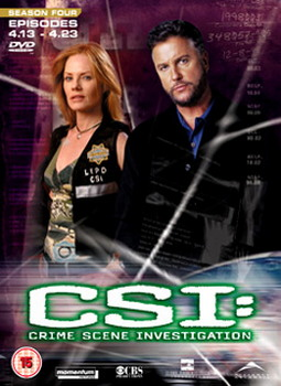CSI: Crime Scene Investigation - Season 4 Part 2 (DVD)