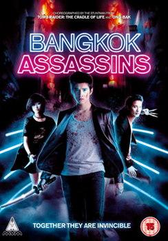 Bangkok Assassins (DVD)