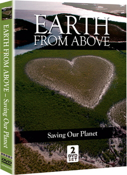 Earth From Above - Saving Our Planet (DVD)