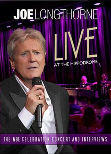 Joe Longthorne Mbe - Live At The Hippodrome (DVD)