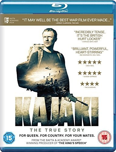 Kajaki (Blu-ray)