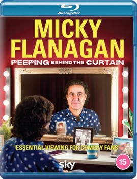Micky Flanagan: Peeping Behind the Curtain [Blu-ray] [2020]