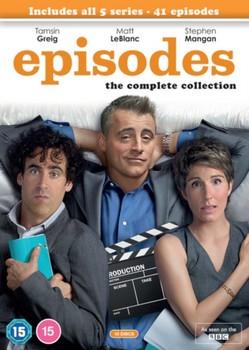 Episodes: Complete Series 1-5 [DVD]