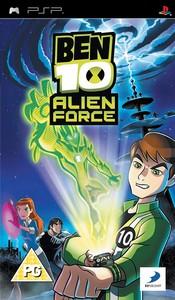 Ben 10 - Alien Force - PSP Essentials (PSP)