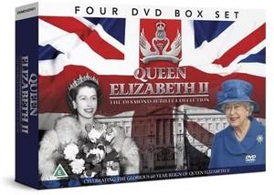 Queen Elizabeth Ii - The Diamond Jubilee Collection Gift Set