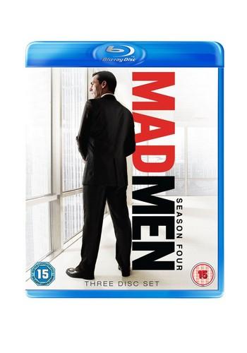Mad Men - Season 4 (Blu-Ray)