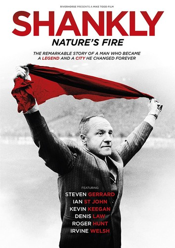 Shankly: Nature's Fire [DVD] [2017]