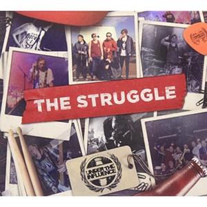 Under the Influence - Struggle (Music CD)