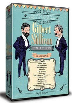 The Gilbert And Sullivan Collection (Bbc Series) (DVD)