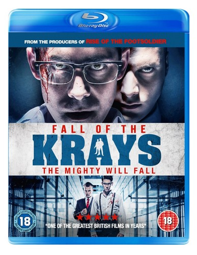 The Fall Of The Krays [Blu-ray]