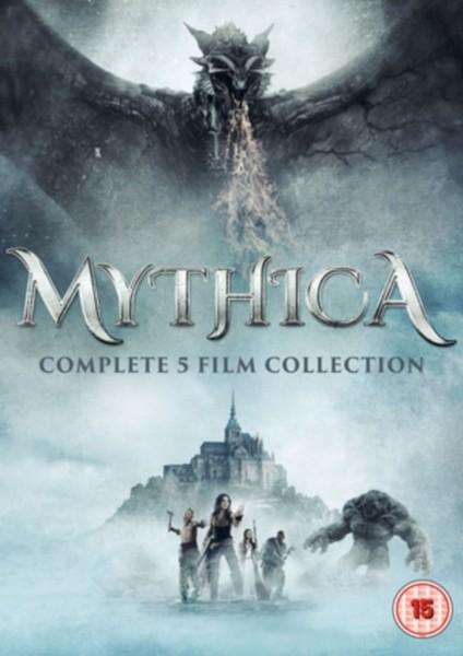 Mythica Boxset (DVD)