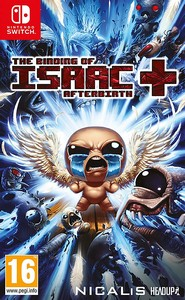 The Binding of Isaac Afterbirth+ (Nintendo Switch)