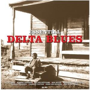 Various Artists - Essential Delta Blues (Vinyl)