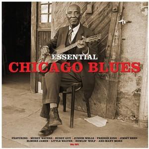 Various Artists - Essential Chicago Blues (Vinyl)