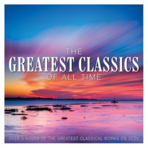 Various Artists - The Greatest Classics Of All Time [3CD Box Set] (Music CD)