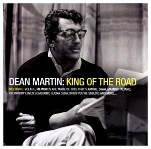 Dean Martin King Of The Road (Vinyl)