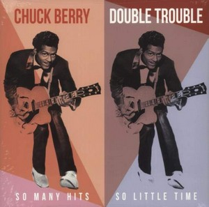 Chuck Berry - Double Trouble - So Many Hits So Little Time (Vinyl)