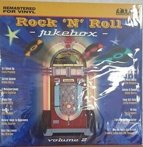 Rock N Roll Jukebox Favourites Vol 2 (Vinyl)