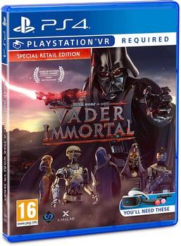 Vader Immortal: A Star Wars VR Series (PS4 /PSVR)