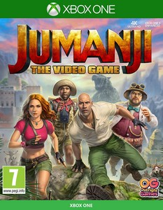 Jumanji The Video Game (Xbox One)