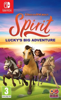 DreamWorks Spirit: Lucky's Big Adventure (Nintendo Switch)