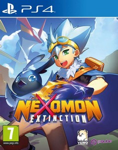 Nexomon: Extinction (PS4)